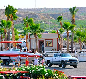 Secure Arizona RV Camping | 24 Hour Security