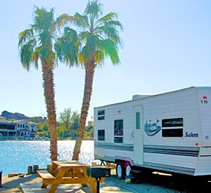 Riverfront RV Sites | Colorado River Camping | Emerald Cove Resort